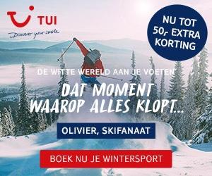 TUI wintersport banner