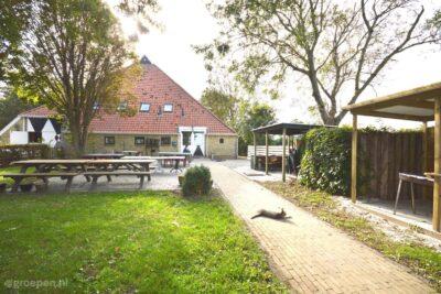 Groepsaccommodatie Cornwerd - 34 personen - Friesland - Cornwerd afbeelding