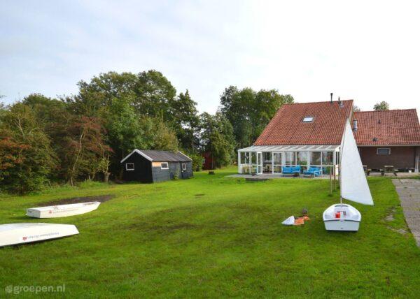Groepsaccommodatie Nes-Akkrum - 14 personen - Friesland - Nes-akkrum afbeelding
