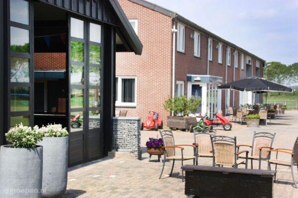 Groepsaccommodatie Alphen - 50 personen - Gelderland - Alphen afbeelding
