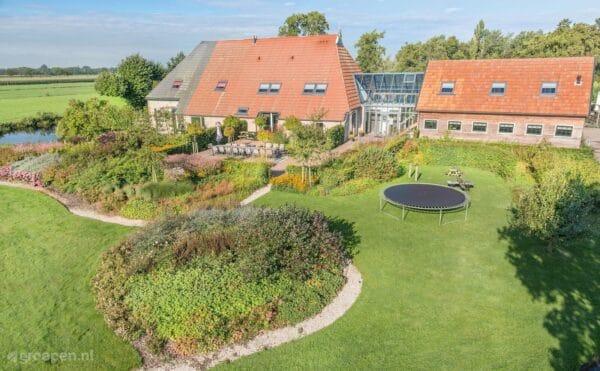 Vakantieboerderij Gorredijk - 20 personen - Friesland - Gorredijk afbeelding