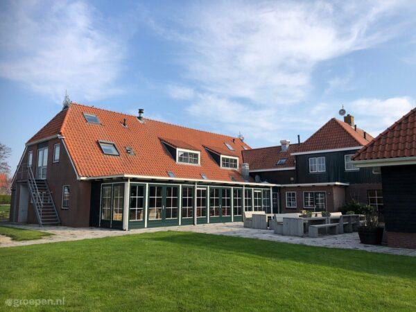 Vakantieboerderij Veenhoop - 59 personen - Friesland - De Veenhoop afbeelding
