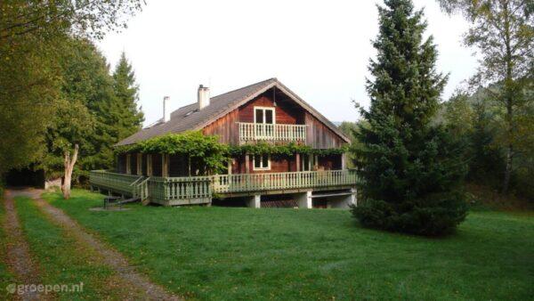 Vakantiehuis Dochamps - 13 personen - Ardennen - Dochamps afbeelding