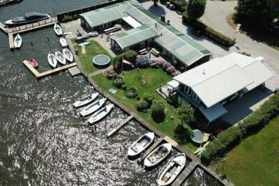 Vakantiehuis Sneek - 40 personen - Friesland - Sneek afbeelding