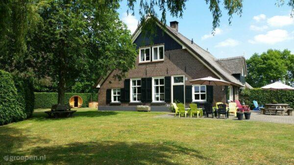 Vakantieboerderij Vorden - 24 personen - Gelderland - Vorden afbeelding