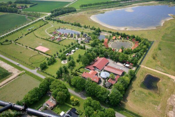 Groepsaccommodatie Bant - 206 personen - Flevoland - Bant afbeelding