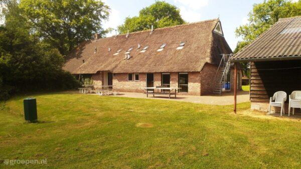 Vakantieboerderij IJhorst - 38 personen - Overijssel - IJhorst afbeelding