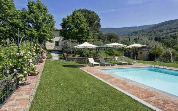 Vakantievilla Cortona - 14 personen - Toscane - Cortona afbeelding