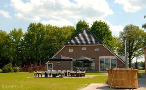 Vakantieboerderij Ellertshaar - 18 personen - Drenthe - Ellertshaar afbeelding