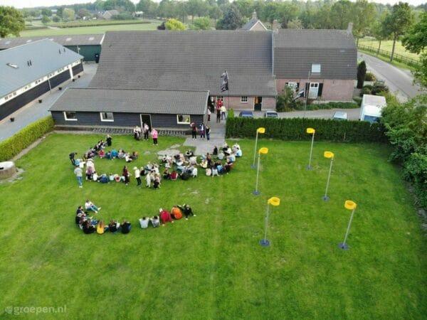 Vakantieboerderij Helvoirt - 100 personen - Noord-Brabant - Helvoirt afbeelding