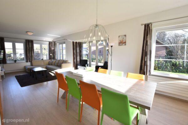 Vakantiehuis Hengstdijk - 10 personen - Zeeland - Hengstdijk afbeelding