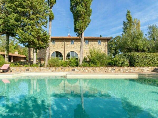 Vakantievilla Montaione - 16 personen - Florence - Montaione afbeelding