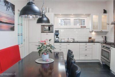 Vakantiehuis Oudehaske - 10 personen - Friesland - Oudehaske afbeelding