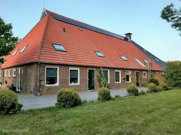 Vakantiehuis Pingjum - 25 personen - Friesland - Pingjum afbeelding