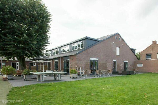 Groepsaccommodatie Alverna - 30 personen - Gelderland - Wijchen afbeelding