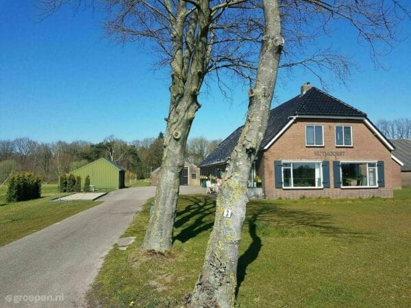 Groepsaccommodatie Woudenberg - 12 personen - Utrecht - Woudenberg afbeelding