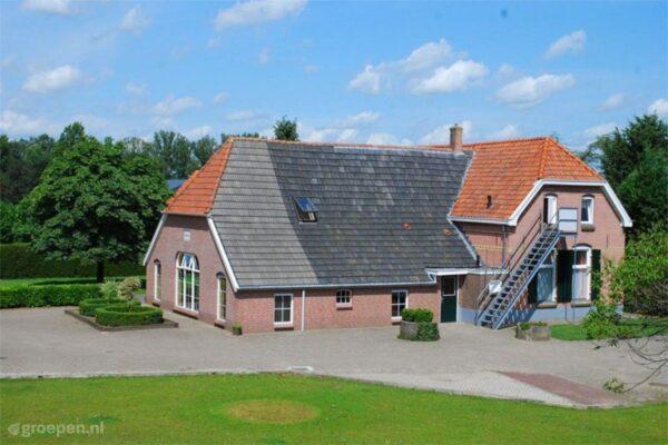 Vakantieboerderij Borculo - 28 personen - Gelderland - Borculo afbeelding