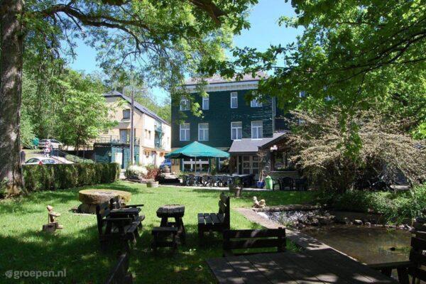 Vakantievilla La Roche en Ardenne - 20 personen - Ardennen - La roche afbeelding