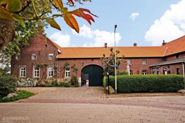 Groepsaccommodatie Noorbeek - 150 personen - Limburg - Noorbeek afbeelding