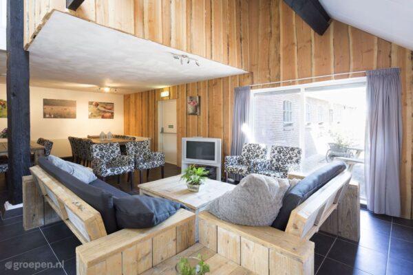 Vakantieboerderij Oude Willem - 14 personen - Drenthe - Oude willem afbeelding
