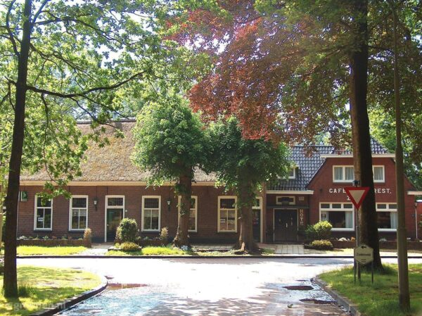 Groepsaccommodatie Sleen - 60 personen - Drenthe - Sleen afbeelding