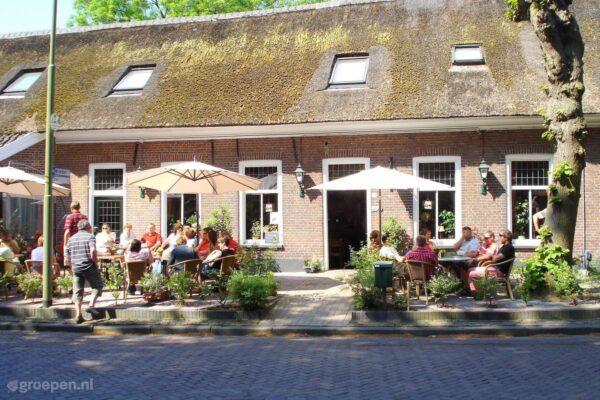 Vakantieboerderij Sleen - 47 personen - Drenthe - Sleen afbeelding