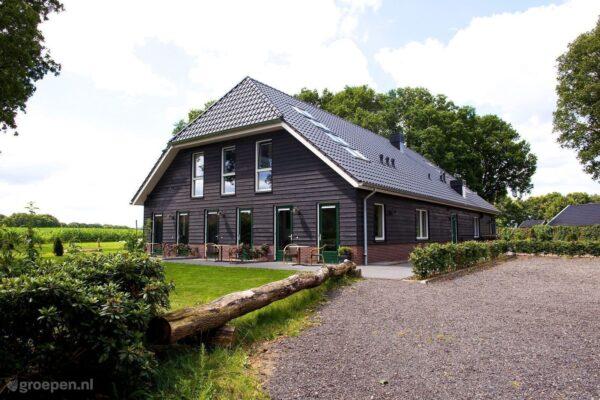 Groepsaccommodatie Uddel - 84 personen - Gelderland - Uddel afbeelding