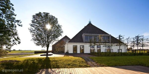 Vakantievilla Westhem - 60 personen - Friesland - Westhem afbeelding