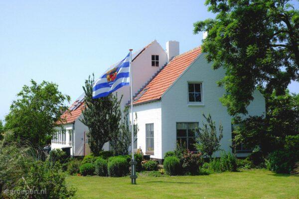 Groepsaccommodatie Kerkwerve - 24 personen - Zeeland - Kerkwerve afbeelding